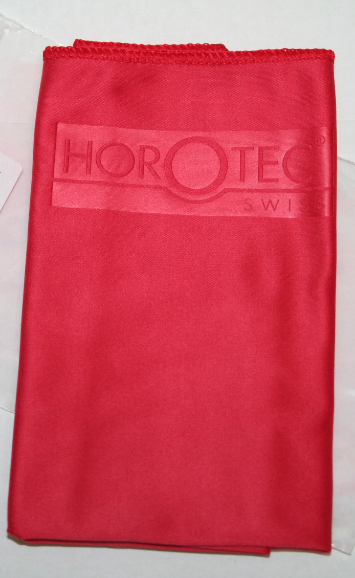 Horotec Polishing Cloth / Rouge - OUT OF STOCK