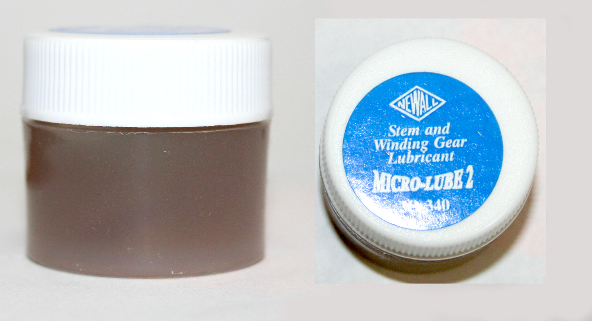 Micro Lube 2 Stem & Winding Gear Lubricant