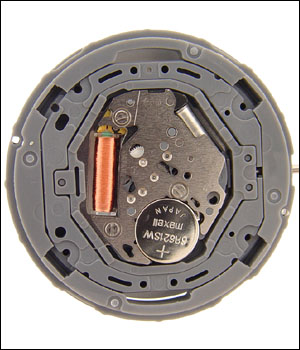 DISCONTINUED *** Miyota 6M55 Movement **** OUT OF STOCK