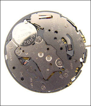 Miyota Os60 Movement Watch Parts Supply Watch Parts