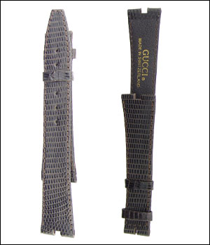 Gucci 18mm Lizard Watch band ID.1202