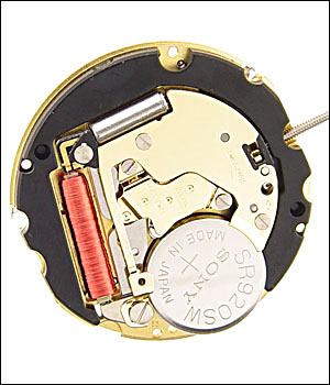 Harley Ronda 706-2 Movement