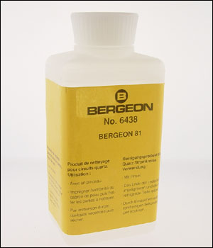****Not Available**** Bergeon 6438 - Quartz Circuit Cleaner