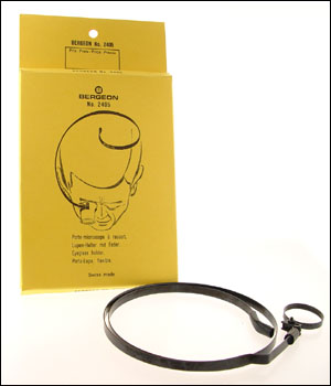 OUT OF STOCK----Bergeon 2405 - Eyeglass Holder