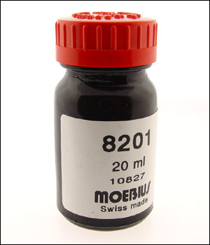 8201 Mainspring Oil