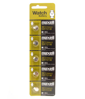 Maxell 361 Battery (ID.516)