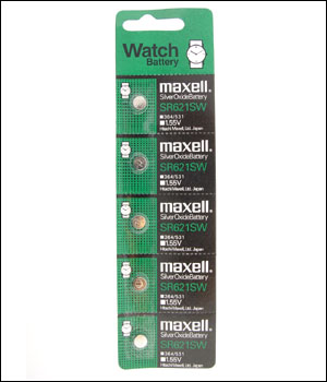 Maxell 364 Battery (ID.517)