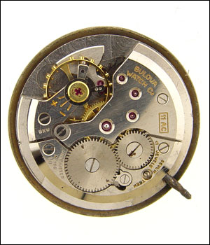 BULOVA 11 AC Movement