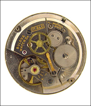 BULOVA 11 ALC Movement