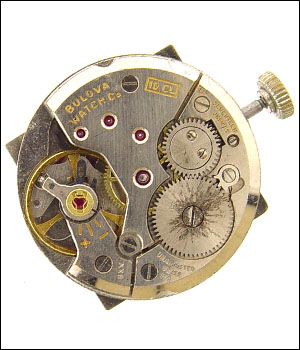 BULOVA 10 CL Movement