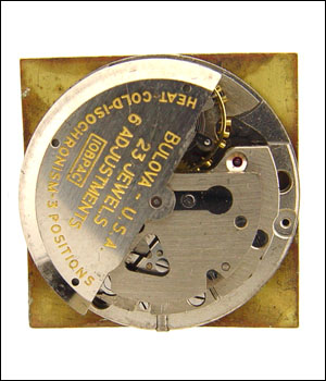 BULOVA 10 BPAC Movement