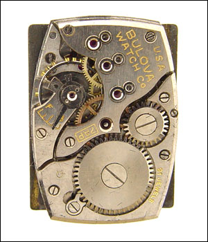 BULOVA 7 AP Movement