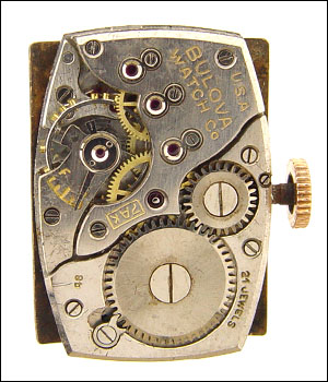 BULOVA 7 AK Movement