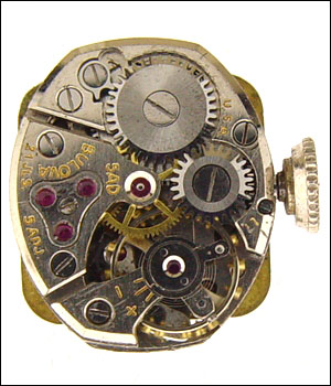 BULOVA 5AD Movement