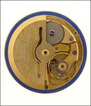 BULOVA 11AOACD Movement