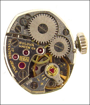 BULOVA 5BA Movement