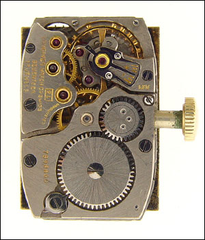 Longines 9 L Movement