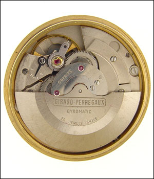 Girard Perragaux 31 Movement