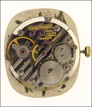 Girard Perregaux 101 Movement