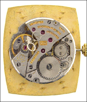 Longines 528 Movement Dial 2