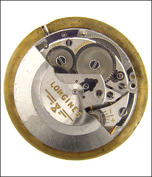 Longines 505 Movement