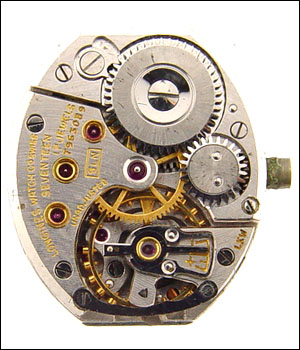 Longines 5LN Movement