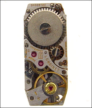 Longines 510 Movement