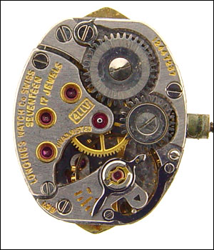 Longines 4LLV Movement
