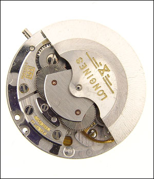 Longines 501 Movement