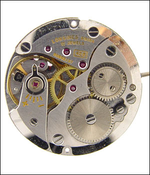 Longines 428 Movement