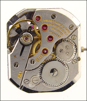 Longines 730 Movement