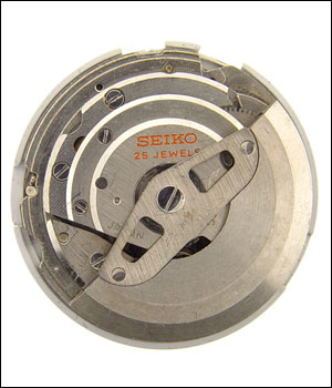 OUT OF STOCK *****Seiko 6106C Movement ****** OUT OF STOCK