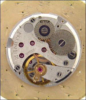 Zenith 30.5 Movement