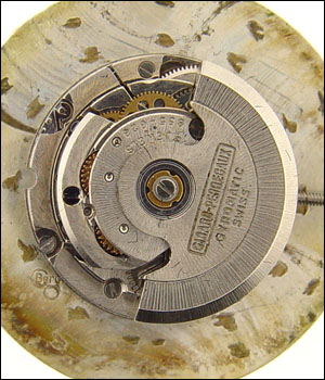 GP Movement SAME AS ETA 2540 SERIES