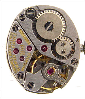Longines 5602 Movement