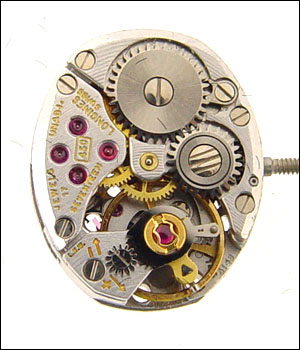 Longines 450 Movement