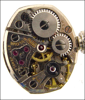BULOVA 5AD Movement Dial 3