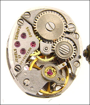 Zenith 1120 Movement