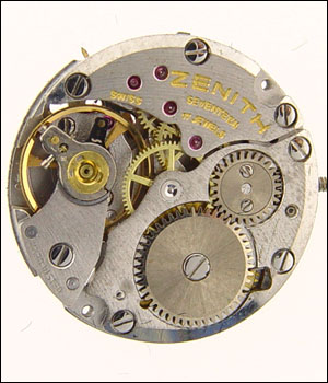 Zenith 1740 Movement