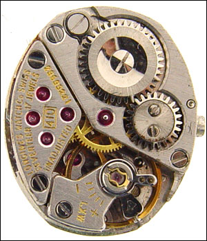 Longines 410 Movement with Dial 5