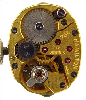 HAMILTON 780 Movement