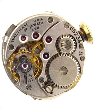 WALTHAM 675 Movement