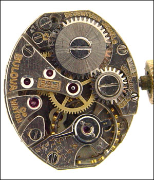BULOVA 5AB Movement