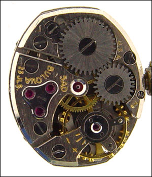 BULOVA 5AD Movement Dial 2