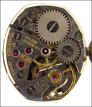 BULOVA 5BA Movement Dial 2