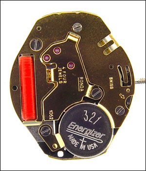 Harley Ronda 1062 Movement