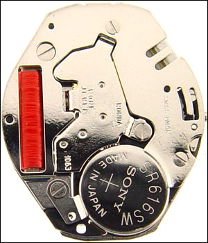 Harley Ronda 1063 Movement- SWISS
