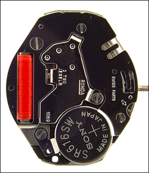 Harley Ronda 1069 Movement