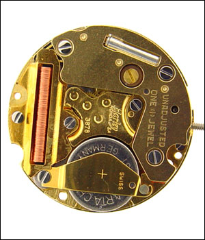 Harley Ronda 3878 Movement