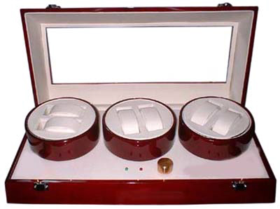 Watch Winder for Six Watches